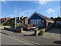 TF9243 : Wells Sailing Club by Hugh Venables