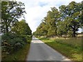 SK6360 : Bridleway and access road to Inkersall Manor by Steve  Fareham