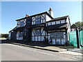TQ5595 : The Chequers Tavern Public House, Coxtie Green by Adrian Cable