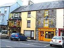R1388 : Ennistimon pubs by Gordon Hatton
