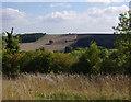 SO5896 : Farmland near Bourton by Ian Taylor