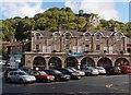 SD8263 : Shambles, Market Place, Settle by Julian Osley