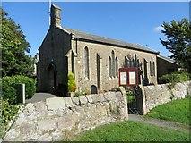 SD4455 : Christ Church, Glasson by Philip Platt
