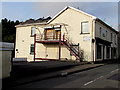 SO2603 : Fire-damaged former Pulse Fitness Centre, High Street, Abersychan by Jaggery