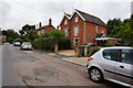 SZ5492 : Houses on New Road, Wootton by Ian S