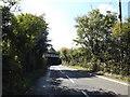 TQ5792 : Nag's Head Lane & Railway Bridge by Adrian Cable