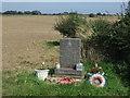 TF5273 : War memorial beside Langham Road by JThomas