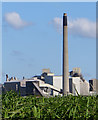 SE9720 : South Ferriby cement works by Paul Harrop
