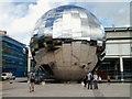ST5872 : @T Bristol planetarium by Oliver Mills