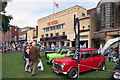 SO8318 : Minis at The Regal by Des Blenkinsopp