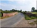 TL6145 : Buried railway bridge by Robin Webster
