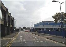 SJ9300 : Hospital Drive by Gordon Griffiths