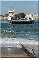 SZ0386 : Sandbanks Ferry by Ian Capper