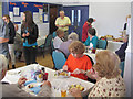 "SP9212 : Celebrating the ""New"" Baptist Church Hall (5) In the Dining Room by Chris Reynolds"