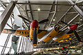 TL4646 : Mosquito at Imperial War Museum, Duxford, Cambridgeshire by Christine Matthews