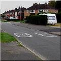 SP2763 : 20 on Masefield Avenue, Warwick by Jaggery