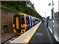 NT4936 : Galashiels station by Dr Neil Clifton