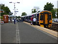 NT2791 : Kirkcaldy station by Dr Neil Clifton