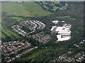 NS5575 : Cloberfield, Milngavie by M J Richardson
