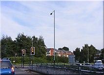 SO9596 : Oxford Street Island by Gordon Griffiths