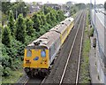 J3775 : NIR Sandite train, Sydenham - October 2015(2) by Albert Bridge