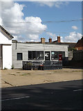 TM2363 : The former Earl Soham Post Office by Adrian Cable
