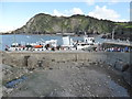 SS5247 : Ilfracombe Harbour by Chris Allen