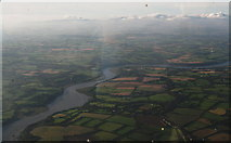 S9924 : River Slaney from Wexford to The Deeps: aerial 2015 by Chris