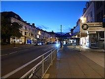 SH7882 : Mostyn Street by Gerald England