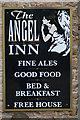 NY7146 : The Angel Inn by Ian S