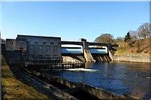 NN9357 : Tummel Hydro power station by Robert Murray