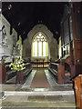 TM1957 : St.Mary's Church Altar by Adrian Cable