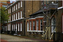 TQ3376 : Former Camberwell House asylum, now part of the University of the Arts by Christopher Hilton