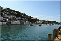SX2553 : River Looe by Oliver Mills
