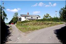 ST2506 : Chaffhay Head Cottage by Nigel Mykura