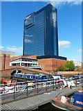 SP0686 : Hyatt Regency in Birmingham by Mat Fascione