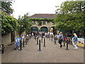 SP2864 : Queue here for Warwick Castle entrance tickets by Jaggery