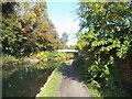 SJ9400 : Canal Scene by Gordon Griffiths
