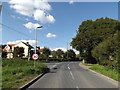 TM1762 : B1077 Winston Road, Debenham by Geographer
