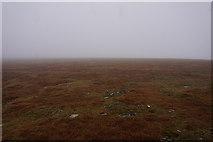 NY6834 : The Summit of Cross Fell by Ian S