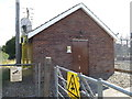 TM1762 : Debenham Primary Electricity Sub-Station by Adrian Cable