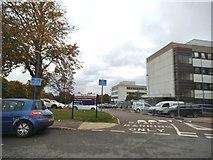 SJ9300 : Hospital Scene by Gordon Griffiths