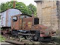 SE2734 : Leeds Industrial Museum: old shunter by Stephen Craven