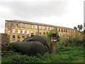 SE2734 : Leeds Industrial Museum: disused boilers by Stephen Craven