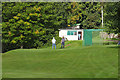 TQ1364 : Moore Place Golf Course by Alan Hunt