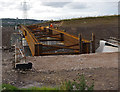 SD4764 : Beaumont Gate bridge construction by Ian Taylor