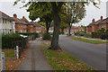 SP0281 : Milcote Road, Weoley Castle by Stephen McKay