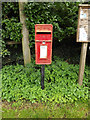 TM1761 : Debenham Road Postbox by Adrian Cable
