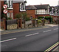 SZ5992 : Straight ahead only on St John's Road, Ryde by Jaggery