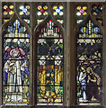 SO8318 : Window S.VI, Gloucester Cathedral by Julian P Guffogg